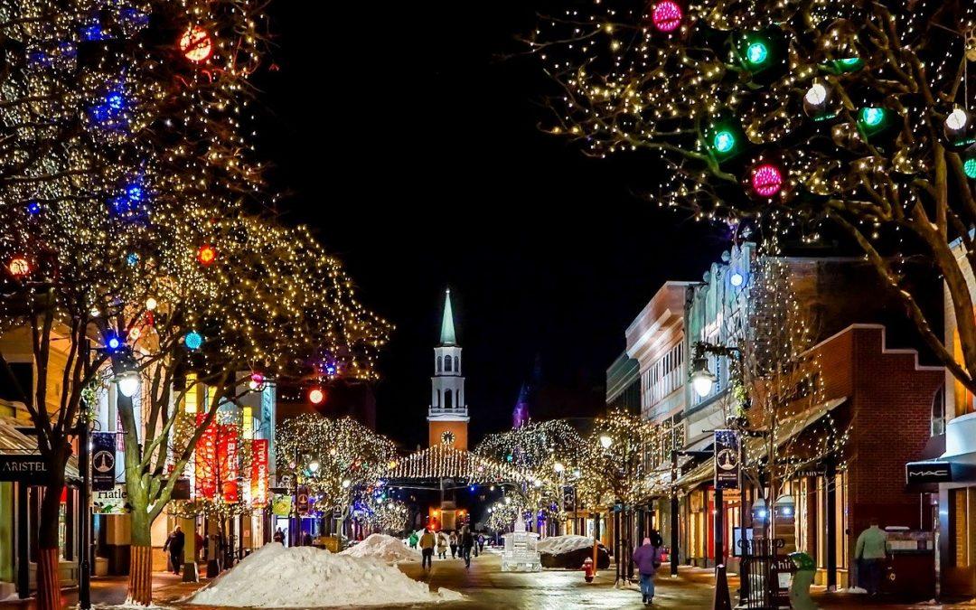 Crea campañas de Navidad con Marketing Online