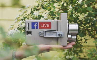 Estrategias con Facebook Live: ventajas de usar del streaming…