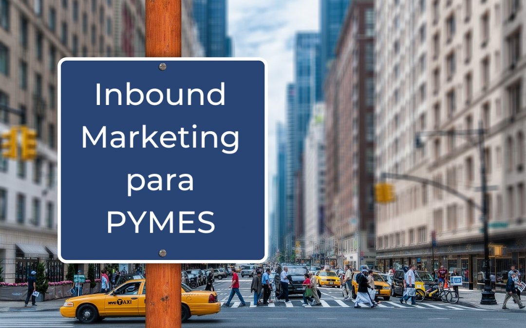 Inbound marketing para pymes